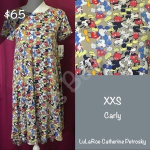 LuLaRoe Collection for Disney Carly